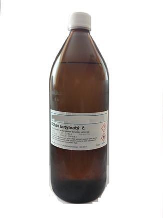 Octan butylnatý / Butylacetát 1 l